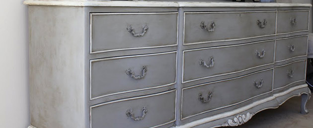 Excellent Create A Shabby Chic Look With Chalk Paint Beutiful Home Inspiration Truamahrainfo