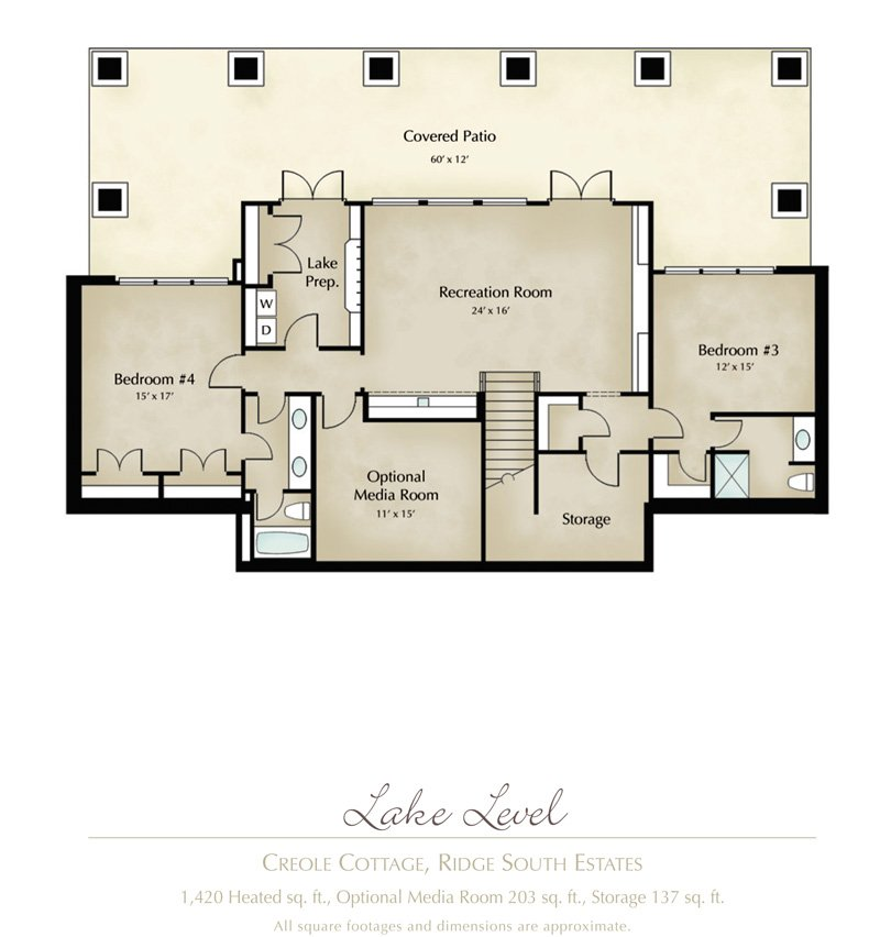 Fair 20 Creole House Plans Design Decoration Of House